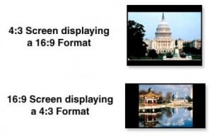 Format imagine videoproiector de calitate