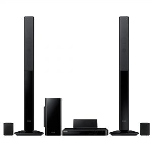 Review sistem Home Cinema 5.1, 3D cu Blu-ray Samsung HT-H5530 1