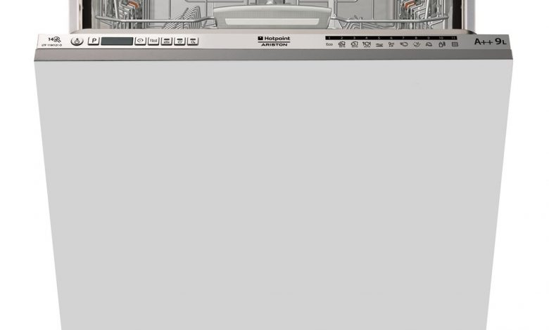 Photo of Review masina de spalat vase incorporabila Hotpoint LFT11M121