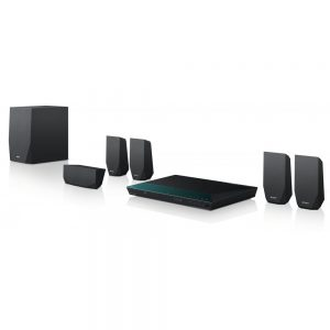Sistem Home Cinema 5.1 cu Blu-ray 3D Sony BDVE2100