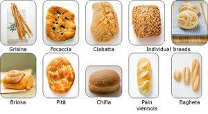 Programe masina de paine Moulinex Bread of the World