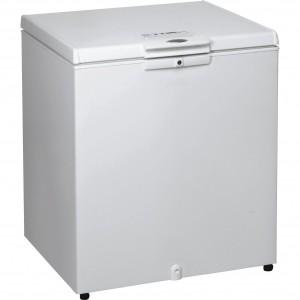 Lada frigorifica Whirlpool WH2010A+E 6th Sense, 204 l, A+, Alb