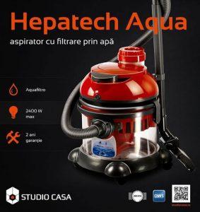 Studio Casa Hepatech Aqua 4