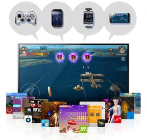Samsung 55JU7500 jocuri
