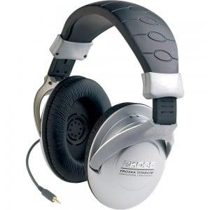 casti audio dj