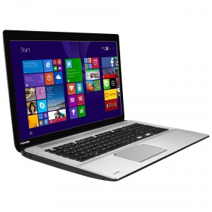 Laptop Toshiba Satellite P70-B-10U