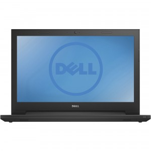 Laptop Dell Inspiron 3000 cu procesor Intel Celeron Dual-Core N2840 2.16 GHz