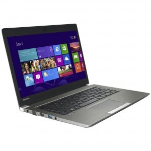 Ultrabook Toshiba Satellite Z30-B-100 cu procesor Intel® Core™ i5-5200U 2.20GHz, Broadwell™, 13.3""