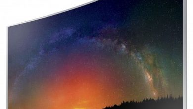 Televizor Samsung 55JS9000 4K Ultra HD Curbat Smart 3D 138 cm