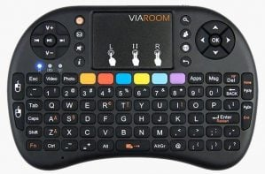 Tastatura full Media Center VIAROOM Spectacol