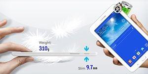 Design de exceptie tableta Samsung Galaxy Tab3 T116 Lite