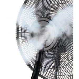 Ventilator cu pulverizare de apa