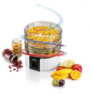 Deshidrator de fructe si legume performant