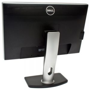 Monitor cu suport pivotant