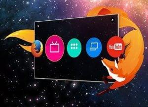 Sistemul de operare Firefox OS TV