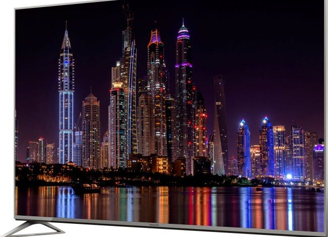 Televizor LED Smart Panasonic, 146 cm, TX-58DX700E