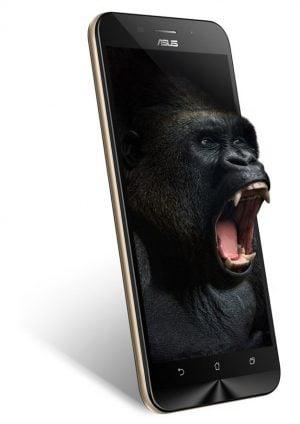 Asus Zenfone Max ecran Gorilla Glass