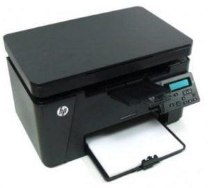 Imprimanta laser multifunctionala HP Laserjet Pro M125nw MFP