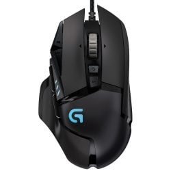 Mouse gaming Logitech Proteus Spectrum RGB Tunable G502