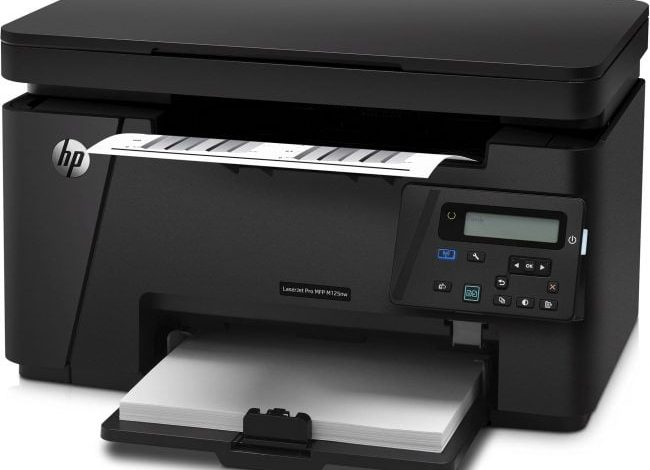 Photo of Imprimanta multifunctionala HP Laserjet Pro M125nw MFP – Review complet