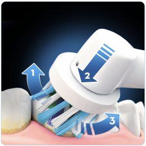 Periaj dentar eficient Oral-B Genius 9000