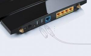 Porturi de conectare TP-LINK Archer C5