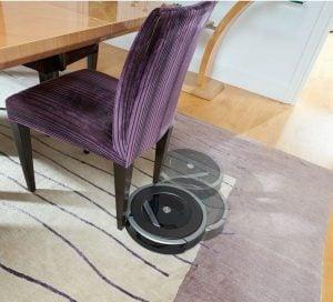 Aspirare fara obstacole iRobot Roomba 866