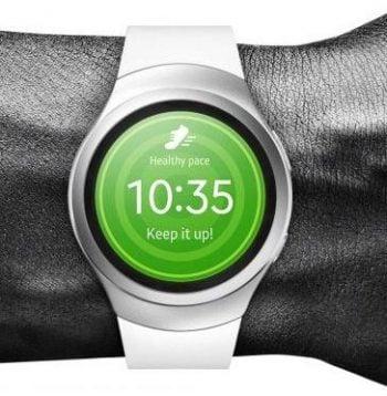 Masurarea activitatii Samsung Gear S2 Classic