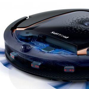 Senzori infrarosu robot de aspirare Philips