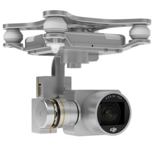 Camera incorporata DJI Phantom 3 Standard