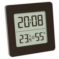 Termometru si higrometru digital cu ceas si alarma TFA