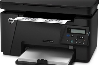 Imprimanta multifunctionala HP Laserjet Pro M125nw MFP – Review complet
