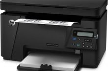 Imprimanta multifunctionala HP Laserjet Pro M125nw MFP – Review complet