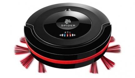 Robot de aspirare Dirt Devil Spider M607 – Review complet