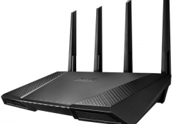 Review router wireless ASUS RT-AC87U Dual-band AC2400 Gigabit