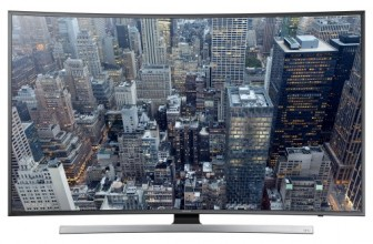 Review Samsung 55JU7500 – televizor LED Curbat Smart 3D, 138 cm, 4K Ultra HD