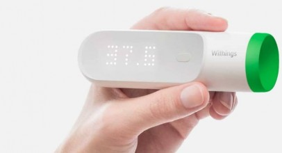 Review Termometru smart wireless Withings Thermo