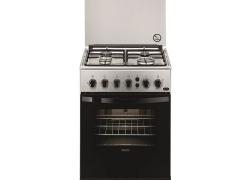 Aragaz Zanussi ZCG212J1XA – un mix ideal intre plita si cuptor