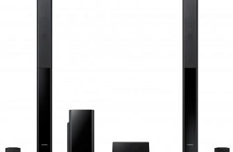 Review sistem Home Cinema 5.1, 3D cu Blu-ray Samsung HT-H5530