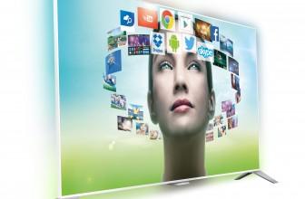 Televizor LED Android 3D Philips 48PFS8209 Full HD