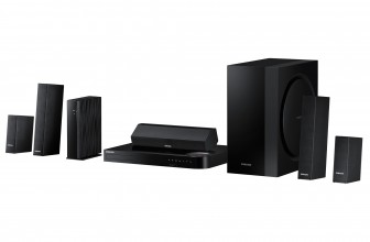 Sistem Home Cinema 5.1, 3D cu Blu-ray Samsung HT-H7500WM