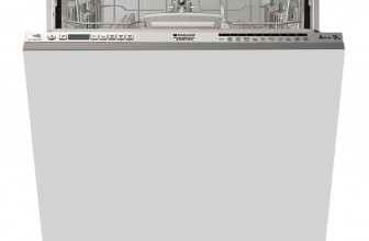 Review masina de spalat vase incorporabila Hotpoint LFT11M121