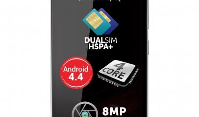 Smartphone Allview V1 Viper E Dual SIM – performanta la un pret accesibil
